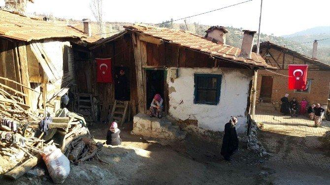 Şehit Faruk Gezen'in Evinde Yas Var
