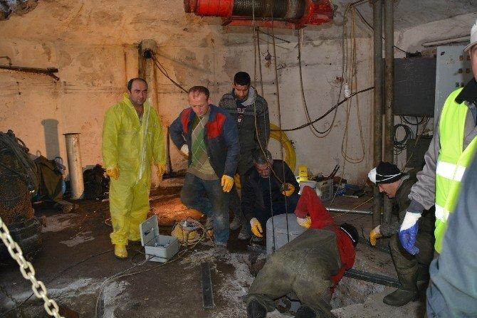 Sinop'un Kanalizasyon Sorunu Çözülüyor