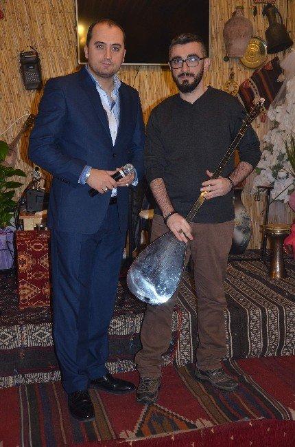 Osman Vahit Özdal, Ciğerci Aziz'de Sahne Alıyor