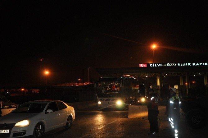 Suriye'de Takas Edilen 338 Şii Türkiye'de