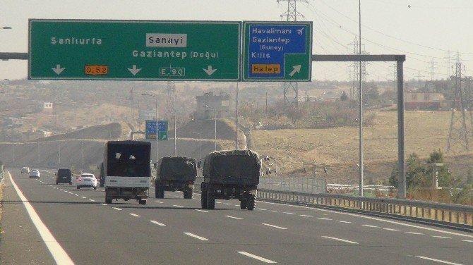 Suriye'de Şiddetlenen Çatışmalar Türkiye Tarafını Hareketlendirdi