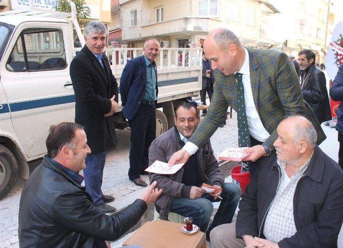 Togar, Kan Bağışı Kampanyasına Vatandaşları Davet Etti