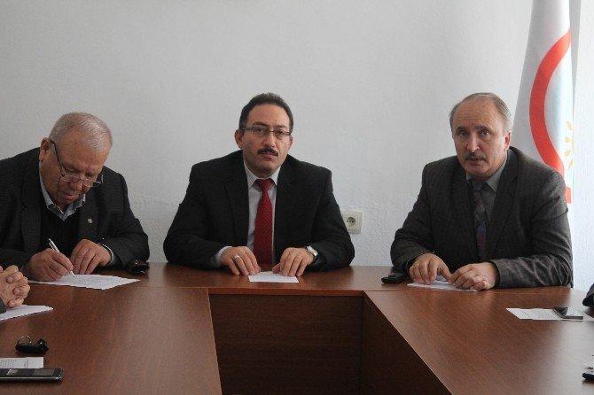 Tarımsal Yayım Ve Danışmanlık İl Teknik Komite Toplantısı Düzenlendi