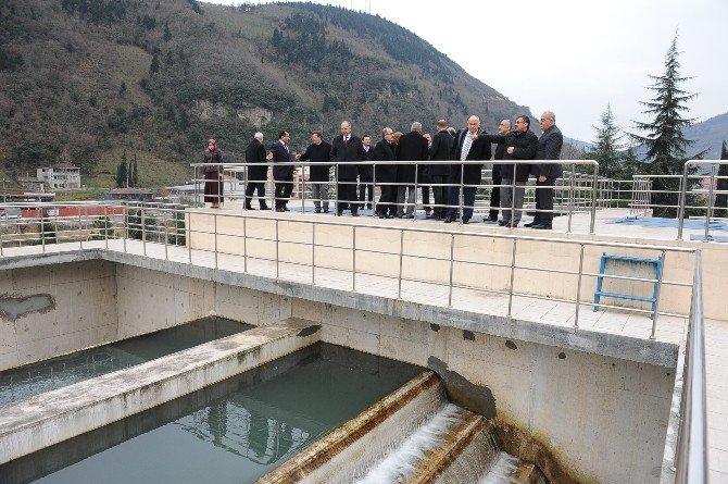 Su Ve Kanalizasyon İdareleri İşbirliği Ve Koordinasyon Toplantısı Trabzon'da Gerçekleştirildi