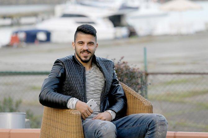 Aytaç Kara: Ailem ve fakir arkadaşlarım için futbol oynuyorum