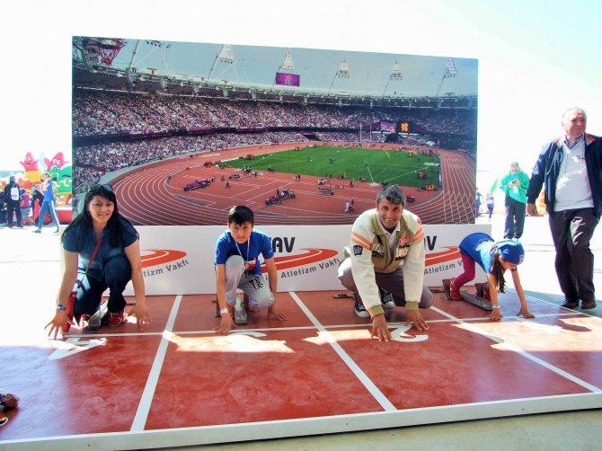 Atletizm Vakfı 2016 yılında atletizm severleri bağış yapmaya davet ediyor