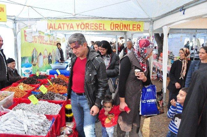 Adana'da Yöresel Ürünler Festivali Açıldı