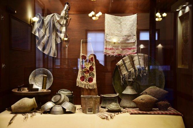 Mübadele Müzesi'ne ziyaretçi akını