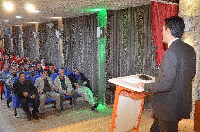 Viranşehir Kız Anadolu Bilgilendirme Toplantısı Yaptı.