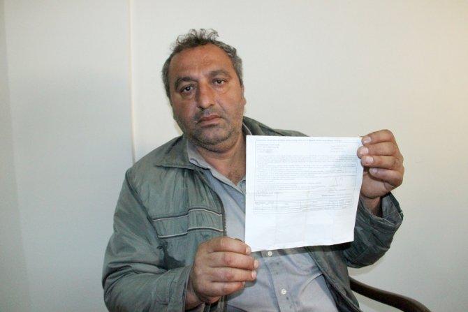 Zonguldak'taki sürücüye köprüden kaçak geçme cezası
