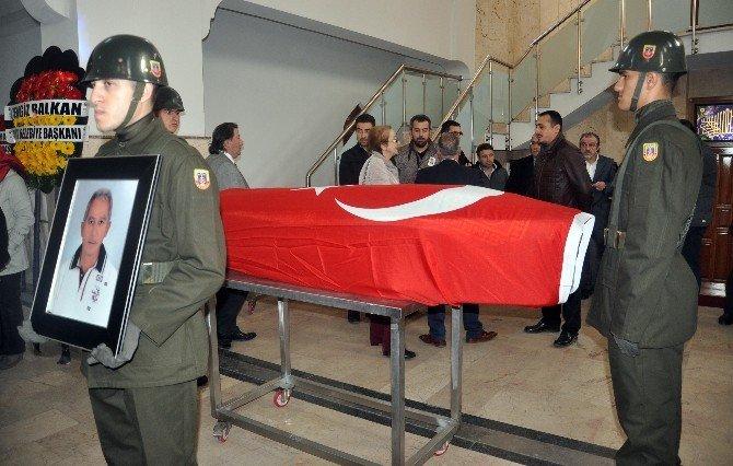 Zonguldaklı Kıbrıs Gazisi Son Yolcuğuna Uğurlandı