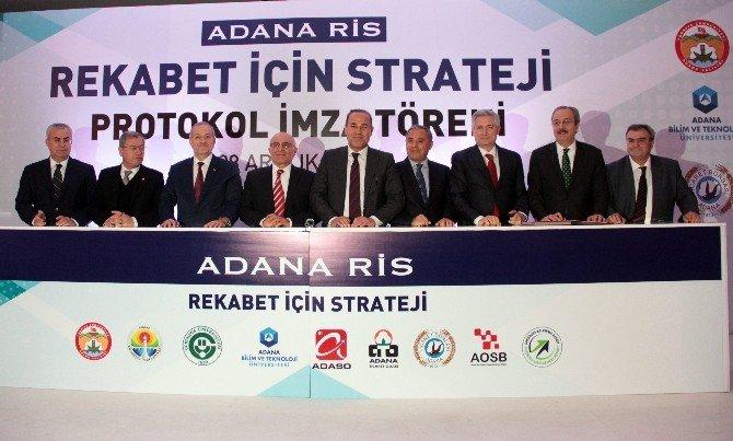 Adana İçin Rekabet İçin Strateji