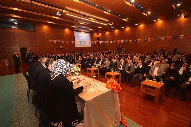 AK Parti Osmangazi'de İlçe Danışma Meclisi Toplandı