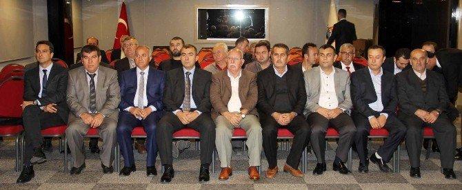 ATB Aralık Ayı Meclisi Toplandı