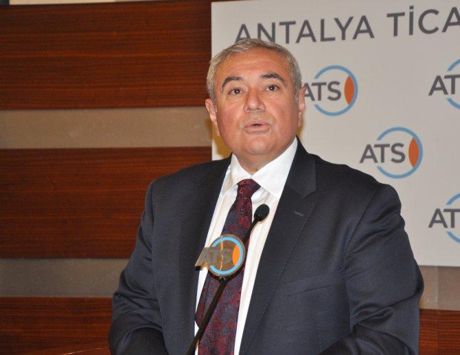 """""""Rusya'nın yaptırımları Türkiye'yi değil, Antalya'yı vurdu"""""""