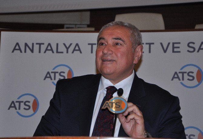 Antalya Ticaret Ve Sanayi Odası Aralık Ayı Olağan Meclis Toplantısı