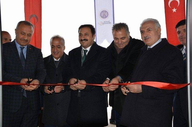 Atatürk Üniversitesi Senato Toplantısı Aşkale'de Yapıldı