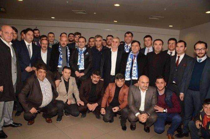 Bb Erzurumspor'da Görev Dağılımı Yapıldı