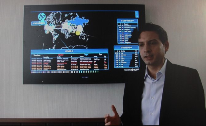 """""""Siber saldırılara karşı alınan önlemler yeterli sevide değil"""""""