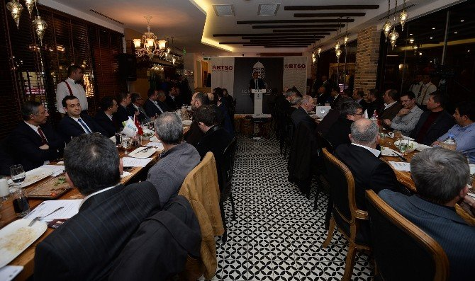 Bursa'nın Ortak Aklı Buluştu