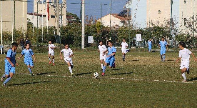 Aydın Büyükşehir Ve TFF'den Futbola Destek