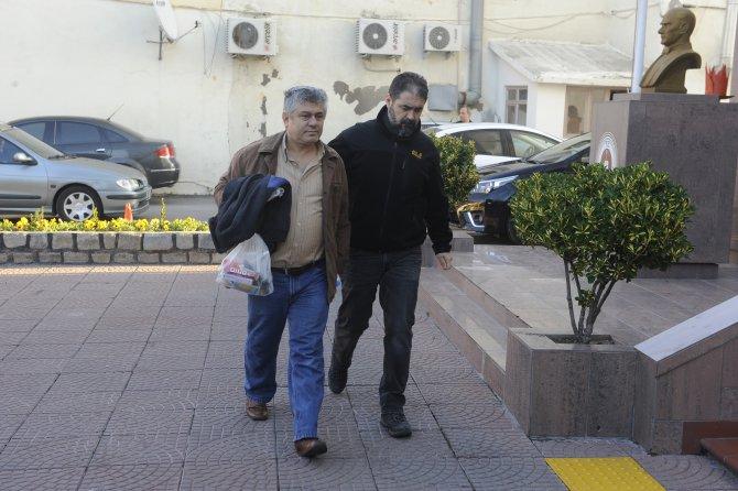 Çanakkale'de gözaltındaki Laçiner ve diğer kişiler adliyeye tekrar götürüldü