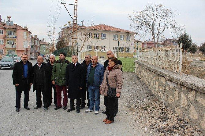 CHP Battalgazi İlçe Başkanı Selahattin Sarıoğlu: