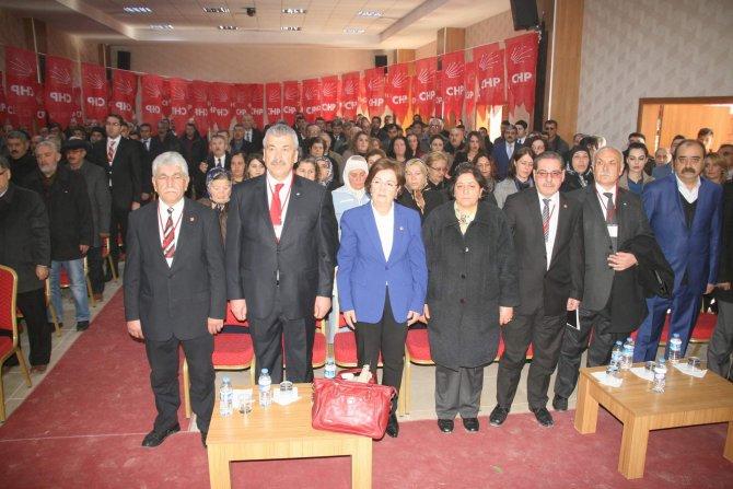 CHP Yozgat İl Başkanlığına Abdullah Yaşar seçildi