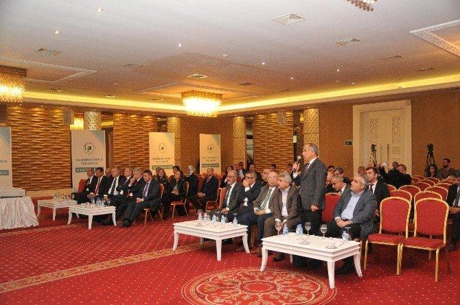 Çka, Kalkınma Kurulu Toplantısı Adana'da Yapıldı
