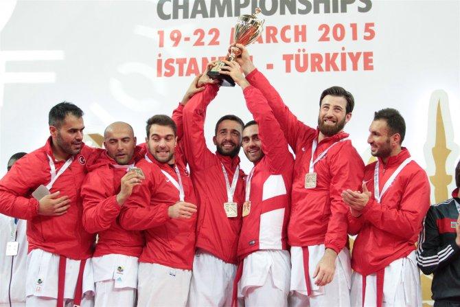 Dünya Karate Federasyonu açıkladı: 183 ülke arasında Türkiye ikinci sıra