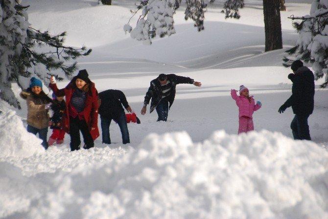 Edremit Yılbaşında Kar Bekliyor