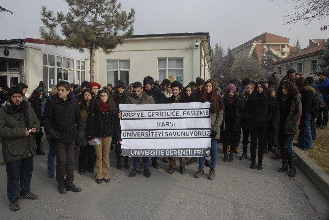 Anadolu Üniversitesi Öğrencilerinden ODTÜ Olayına Tepki