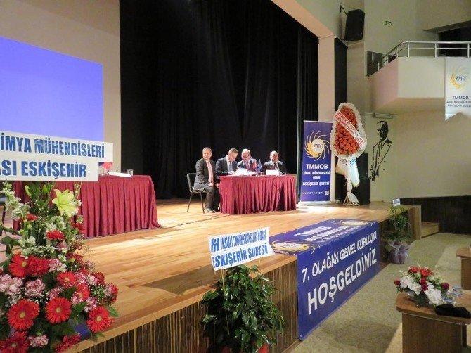 TMMOB Ziraat Mühendisleri Odası Eskişehir Şubesi 7. Olağan Genel Kurul Toplantısı