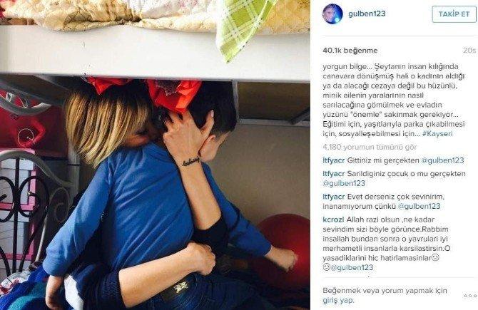 """""""Kayseri'de Şiddet Gören Çocuklar Reklam Malzemesi Değildir"""""""