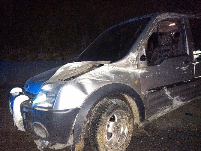 Bilecik'te 2 Ayrı Trafik Kazası