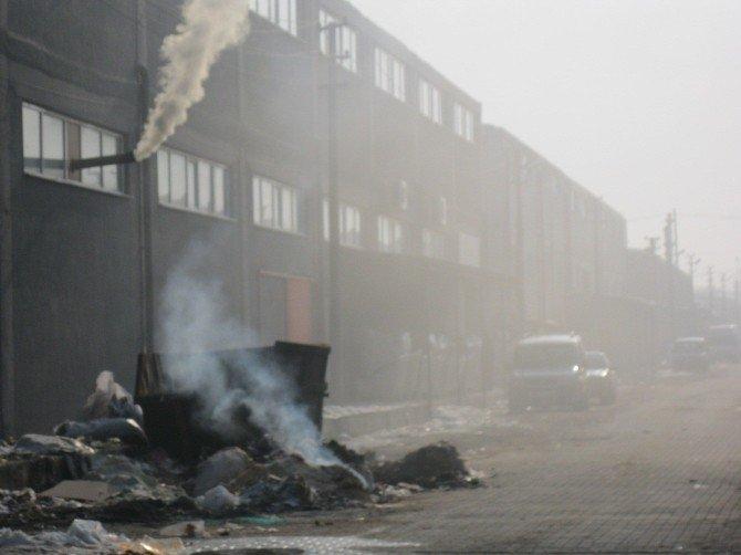 Bursa'da Soba Ve Kalorifer Yakılmasına Kısıtlama Geliyor....