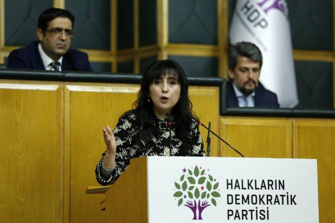Yüksekdağ'ın dokunulmazlık yorumu: Türkiye kaybeder, kendileri kaybeder