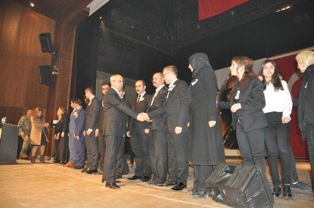 Iğdır'da Mehmet Akif Ersoy'u Anma Etkinliği