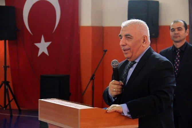 Dr. Enver Ören, İhlas İlkokulu'nda Anıldı