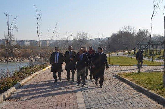 Başkan Bakıcı Osmaneli Ve Bayırköy'de