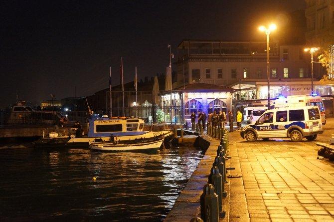 İstanbul Boğazı'ndan çocuk cesedi çıktı