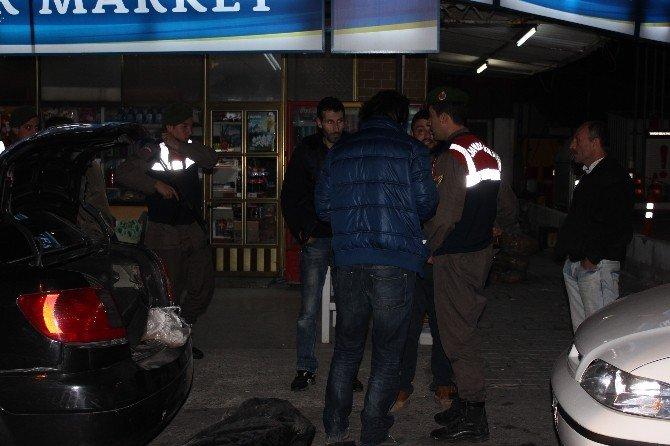 Kaza Yapan İnsan Kaçakçılarına Nefes Kesen Operasyon