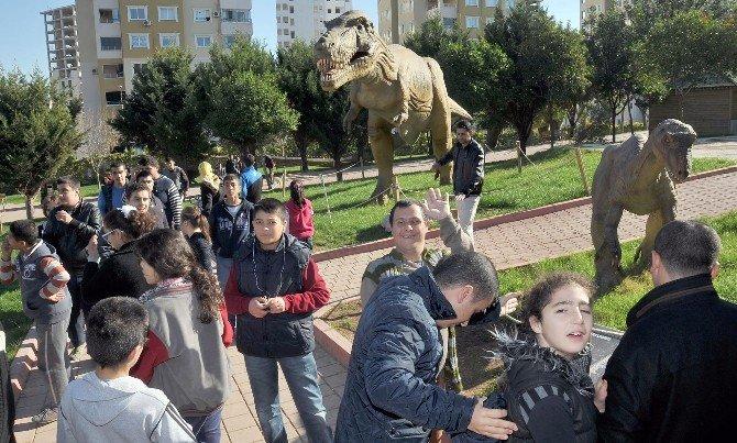Engelli Çocukların Jurassic Park Sevinci