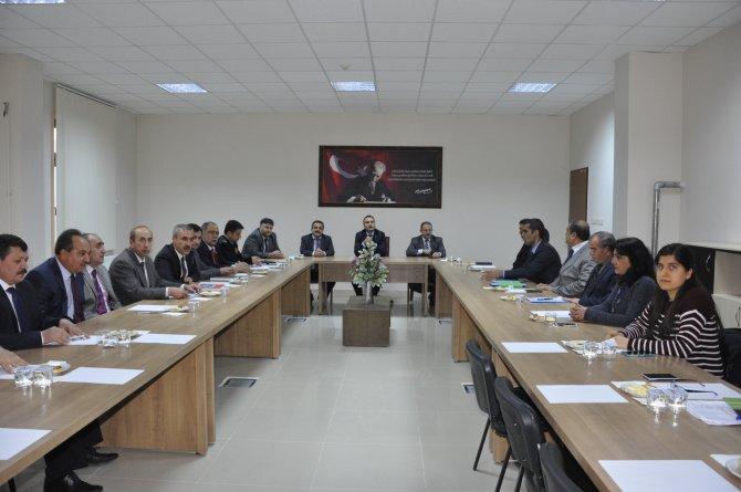 Afşin'in 4 yıllık geleceği planlandı