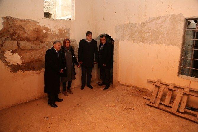 Kayseri Sivil Mimari Örneği Tarihi Yapı Melikgazi Belediyesi'ne Emanet