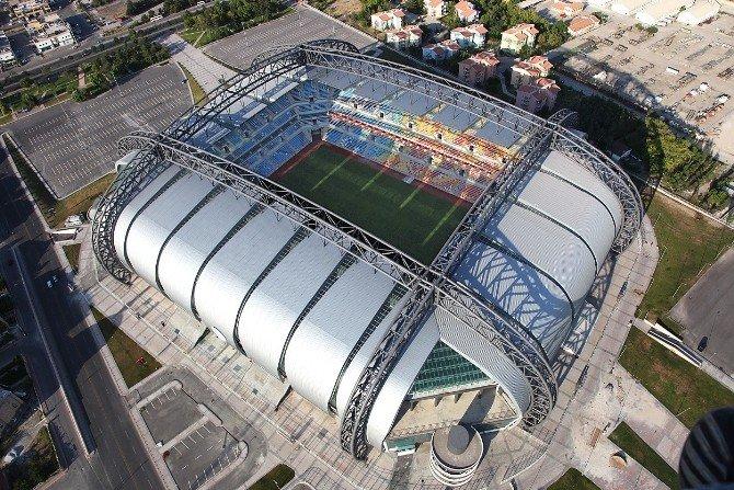 Stadların HAS'ı Kayseri'de