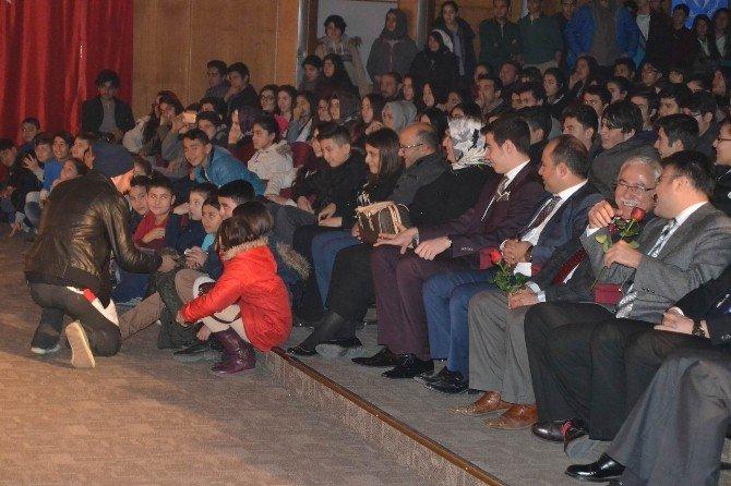 Genç Barış İnisiyatifi Derneği Kayseri Şube Başkanı Furkan Çelik: