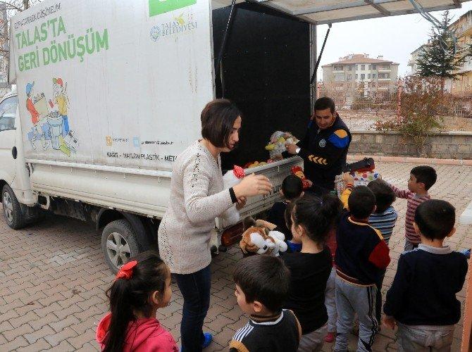 Talas'ta Çocuklara Örnek Proje
