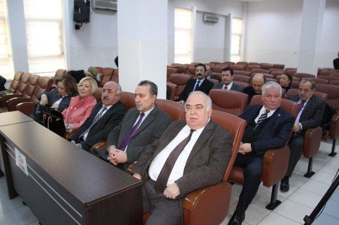 Başkan Uysal ERDEMİR Yönetimini Eleştirdi