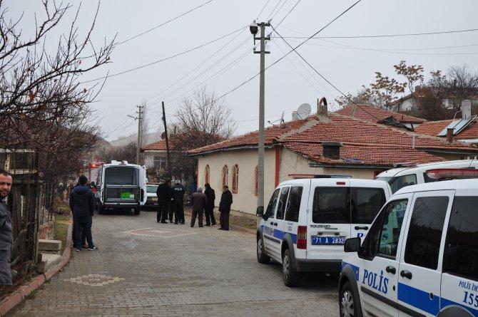 Kırıkkale'de soba zehirlenmesinden bir kişi öldü